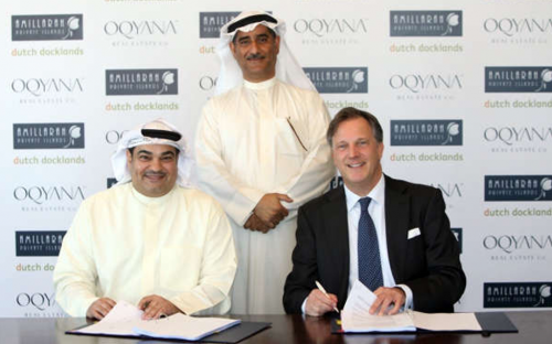 OQYANA REAL ESTATE inks deal with Dutch Docklands