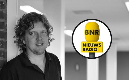 Radio interview with Koen Olthuis at BNR Newsradio